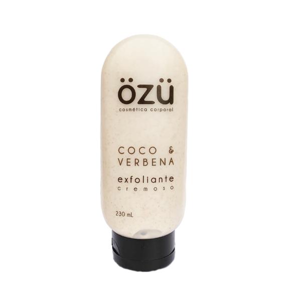 Productos de belleza OZU Exfoliante Coco