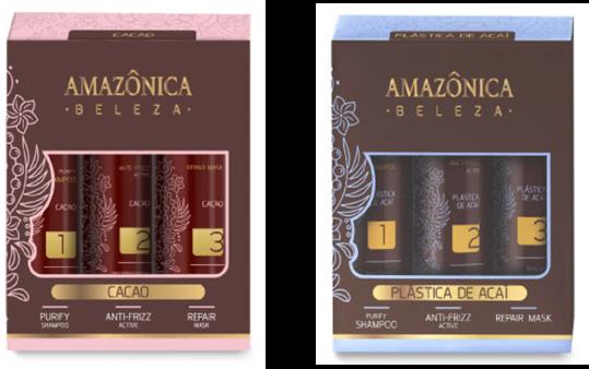 kit amazonia | Nuala Beauty Store