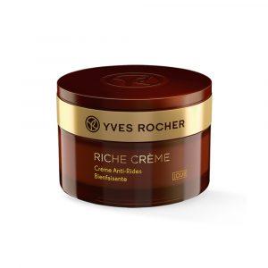 Yves Rocher Riche Creme Crema Antiarrugas Día