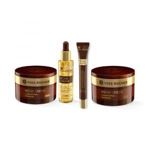 Yves Rocher Set Riche Creme Premium (Incluye crema Día)